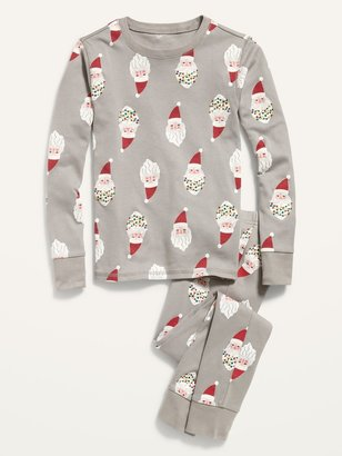Old Navy Gender-Neutral Snug-Fit Graphic Pajama Set for Kids