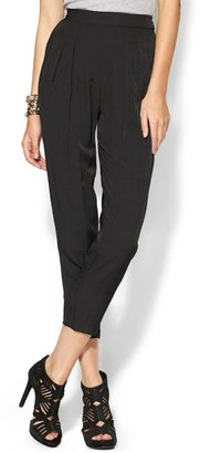 Juicy Couture Line & Dot Pleated Trouser