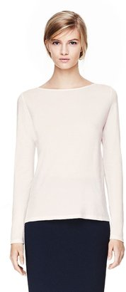 Theory Everyday LS Top in Tee Shirt