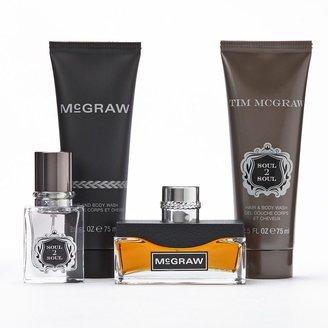 Tim McGraw fragrance collection gift set - men's
