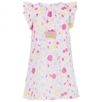 Bonnie Baby Apple Print Dress
