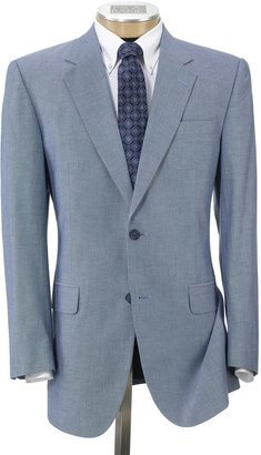 Jos. A. Bank Chambray 2-Button Sportcoat - Sizes 44 X-Long-52