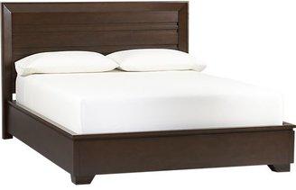 Crate & Barrel Jackson Queen Bed