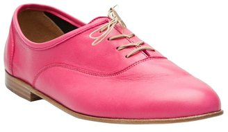 Zespà Richelieu saddle shoe