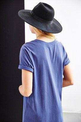 Silence & Noise Silence + Noise Blanc T-Shirt Dress