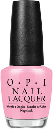 OPI Nail Lacquer, Pink-ing of You $10 thestylecure.com