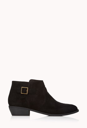 Forever 21 Must-Have Booties