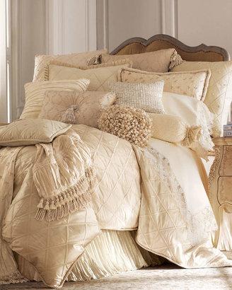 Jane Wilner Designs Lattice-Textured Full/Queen Duvet Cover
