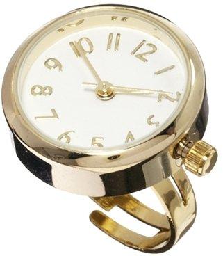 Asos Round Ring Watch