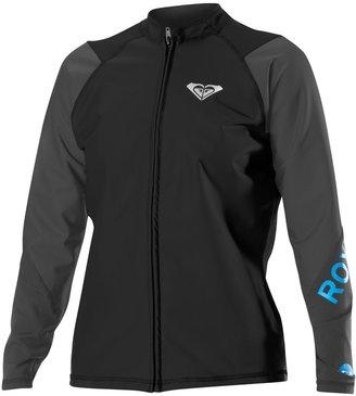 Roxy Syncro Hybrid Front Zip Paddle Jacket