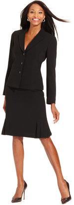 Tahari by Arthur S. Levine Suit, Jacket & Pleated-Hem Skirt