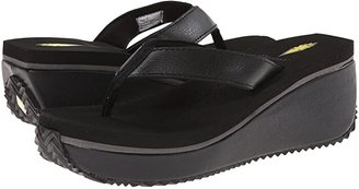 Volatile Frappachino (Black) Women's Sandals