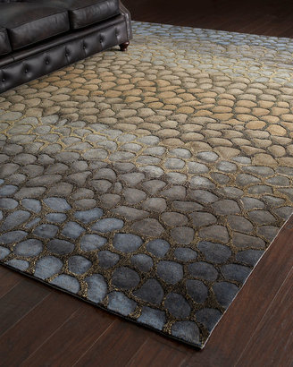 Jaded Pebbles Rug