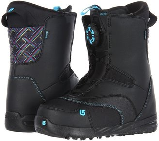 Burton Chloe (Black/Multi) - Footwear