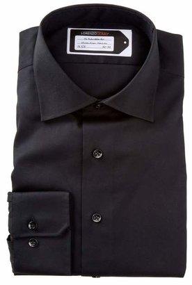 Lorenzo Uomo Poplin Regular Fit No Wrinkle Dress Shirt