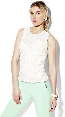 Vince Camuto Rose Lace Blouse