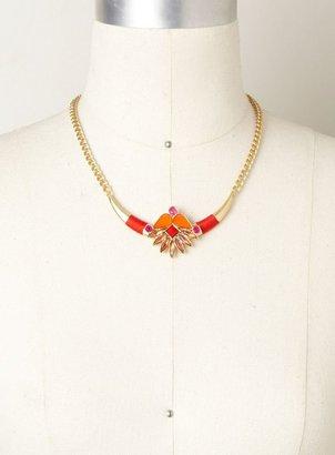 Stein & Blye Jewel Pendant Necklace