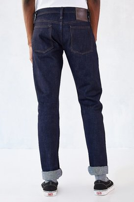 Urban Outfitters Unbranded Tapered 21oz Selvedge Jean