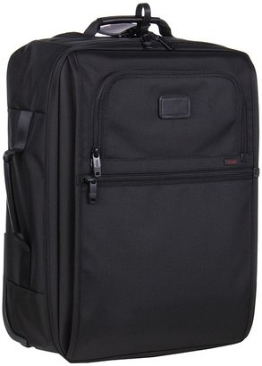 Tumi Alpha - Super L ger (Black) - Bags and Luggage