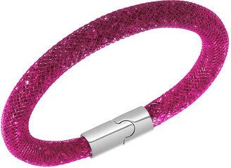 Swarovski Stardust Fuchsia Bracelet