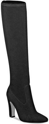 Ivanka Trump Sila Tall Shaft High Heel Dress Boots
