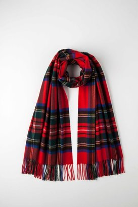 Johnstons of Elgin Royal Stewart Tartan Classic Cashmere Stole