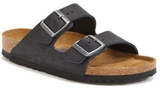 Women's Birkenstock 'Arizona' Soft Footbed Sandal $109.95 thestylecure.com
