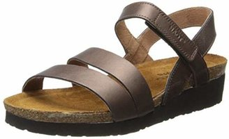 Naot Women's Kayla Wedge Sandal $54.49 thestylecure.com