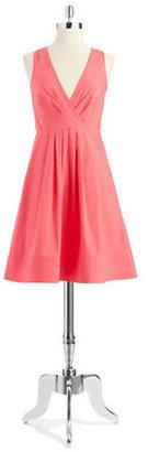 Cynthia Rowley Sleeveless Dance Dress
