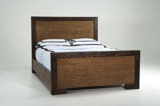 2Modern Fairfax Bed - Smooth Wood By Urban Woods