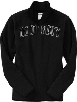 Old Navy Men's Logo Performance Fleece Pullovers