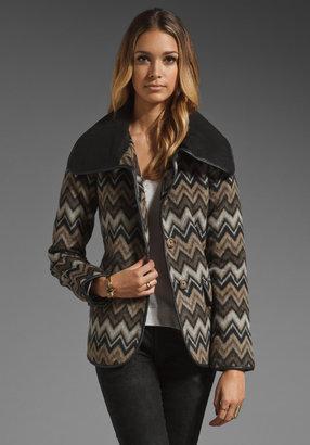 BB Dakota Olivie Wool Coat