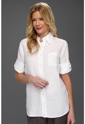 Allen Allen Linen Shirt