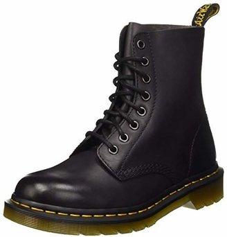 Dr. Martens Women's Pascal Leather Combat Boot $67.40 thestylecure.com