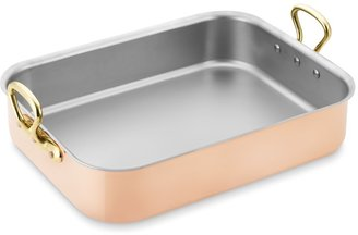 Williams-Sonoma Williams Sonoma Mauviel Copper Tri-Ply Roaster