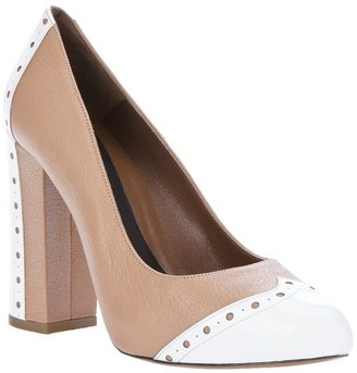 Marni court shoe