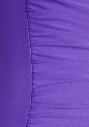 Esther Williams Bathing Beauty One-Piece Swimsuit in Violet