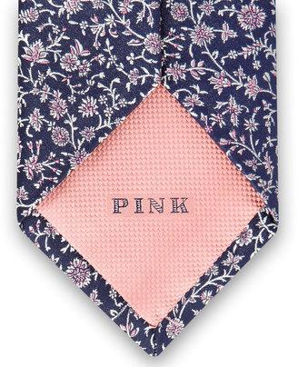 Thomas Pink Davenport Flower Woven Tie