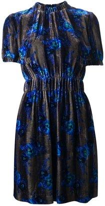 Christopher Kane floral dress