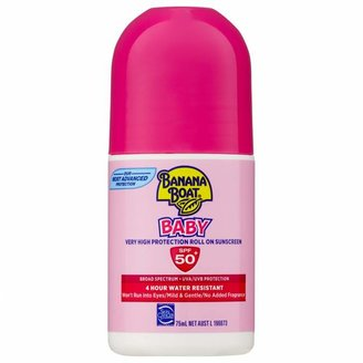 Banana Boat Baby Roll-On SPF 50+ 75 mL