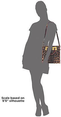 Sophie Hulme Mini Leopard-Print Tote