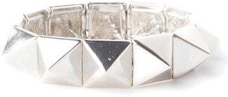 Lori's Shoes Stretch Pyramid Bracelet