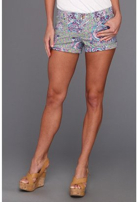 Juicy Couture Imperial Starflower Short (Bardot Combo) - Apparel