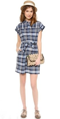Steven Alan Winona Dress
