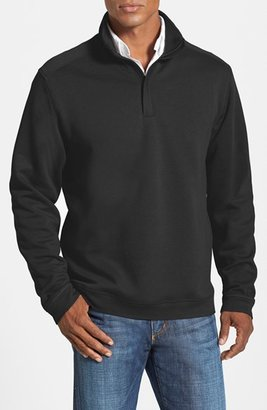 Men's Big & Tall Cutter & Buck 'Decatur' Pima Cotton Pullover $112 thestylecure.com