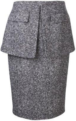Michael Kors tweed skirt
