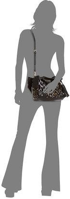 Juicy Couture Animal Print Velour Mini Daydreamer Bag