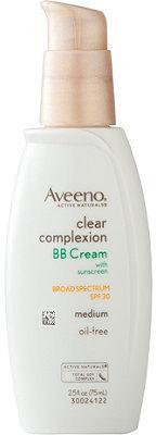 Aveeno Clear Complexion BB Cream SPF 30