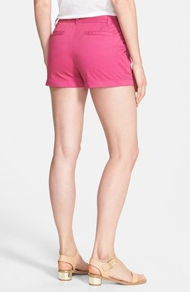 Caslon Clean Front Three-Inch Shorts