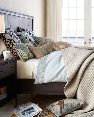 "Horchow ""Seafarer"" Bed Linens"